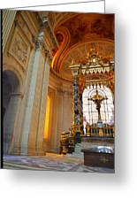 The Tombs At Les Invalides - Paris France - 01135 Greeting Card by DC Photographer