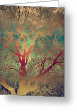 The Tree Called Beautiful Greeting Card