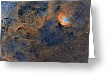 The Tulip Nebula - Beauty In Space Greeting Card