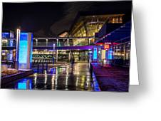 The Vancouver Convention Centre Greeting Card