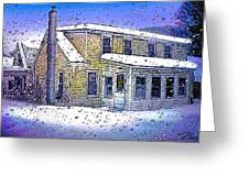 The Vermont Homestead Greeting Card