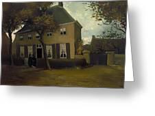 The Vicarage At Neunen Greeting Card