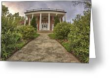 The Ward Mansion - Conway - Arkansas Greeting Card