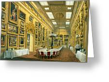 The Waterloo Gallery, Apsley House Greeting Card