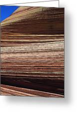 'the Wave' North Coyote Buttes 06 Greeting Card
