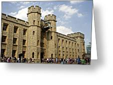 The White Tower C1078 Greeting Card