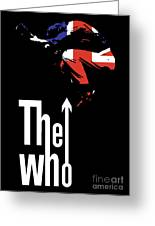 The Who No.01 Greeting Card