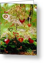 The Wishing Tree Greeting Card
