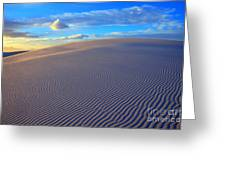 The Wonder Of New Mexico Greeting Card by Bob Christopher