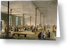 The Workhouse, St James, Parish, London Greeting Card
