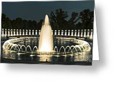 The World War II Memorial Greeting Card