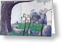 The Yearning Tree Greeting Card