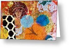 Theadora Greeting Card