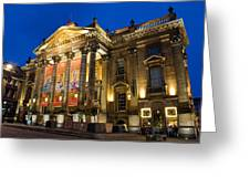 Theatre Royal Greeting Card