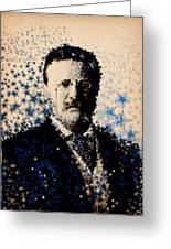 Theodore Roosevelt 3 Greeting Card
