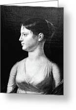 Theodosia Burr (1783-1813) Greeting Card