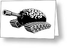 Think Tank Greeting Card