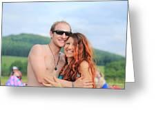 This Couple Rw2k14 Greeting Card