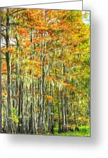 This Is What Autumn Brings Greeting Card