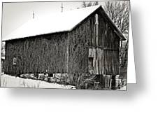 This Old Barn Greeting Card