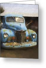 This Old Truck 13 Greeting Card