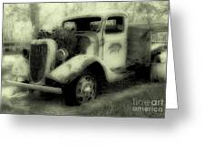 This Old Truck Greeting Card
