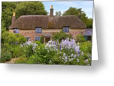 Thomas Hardy's Cottage Greeting Card by Joana Kruse