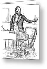 Thomas Hart Benton (1782-1858) Greeting Card