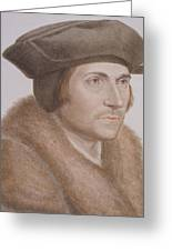 Thomas More Greeting Card