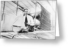 Thomas Sopwith, British Aviation Pioneer Greeting Card