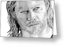 Thor Odinson Greeting Card