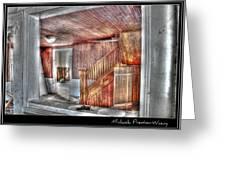 Thornton House 3 Greeting Card