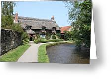 Thornton-le-dale In N.e Yorkshire Greeting Card