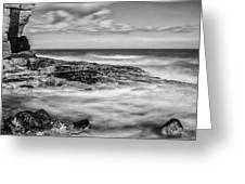 Thornwick Bay 3 Greeting Card