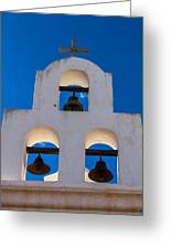 Three Bells In The Afternoon Greeting Card