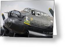 Thumper And The Lancaster Greeting Card