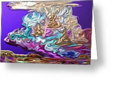 Thunderhead 3 Greeting Card