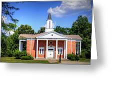Thurmond Chapel Greeting Card