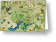 Ticino Greeting Card