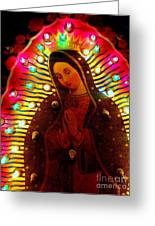 Tijuana Mary Greeting Card