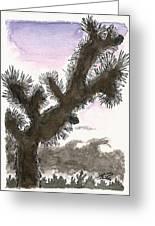 Tijuana Tree Greeting Card