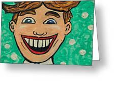 Tillies Surprise Greeting Card