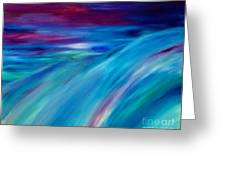 Time Passages. Inner-view Series Greeting Card