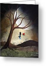 Time Together By Shawna Erback Greeting Card by Shawna Erback