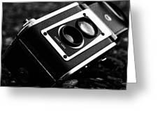 Timekeepers Tool Greeting Card