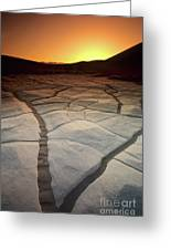Timeless Death Valley Greeting Card