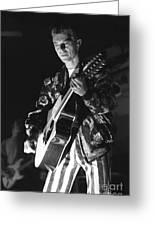 Tin Machine - David Bowie Greeting Card