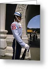 Tin Soldier Greeting Card