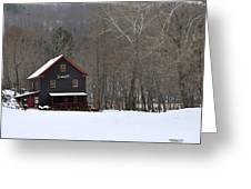 Tinglers Mill Greeting Card