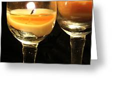 Tiny Candle Greeting Card